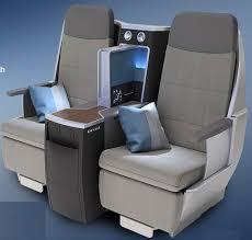 cabine de avec siège intégré siège pour cabine pour classe affaires convertible en lit avec