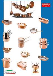 la cuisine professionnelle pdf ustensiles de cuisine prochef équipement