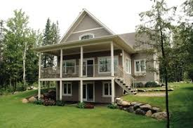 sloping lot house plans sloping lot plans houseplans