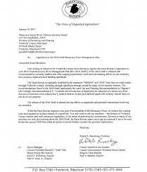 am agement d un bureau frederick county farm bureau comes out against monocacy land grab