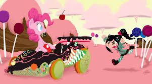 Vanellope Von Schweetz Meme - get your own sweet ride my little pony friendship is magic