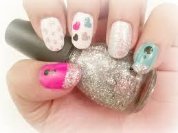 diy very easy nail art using bobby pin youtube