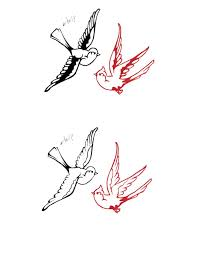 23 best bird tattoo outlines images on pinterest applique bird