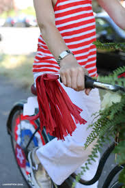 4th of july home decor 4th of july bike decorations lia griffith