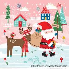 1253 best christmas images on pinterest christmas illustration
