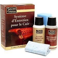 nettoyer canapé cuir baranne spray lait cuir 250ml un soin pre achat vente nettoyage