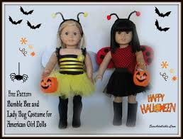 Halloween Costumes Dolls 112 Free American Doll Clothes Patterns Images