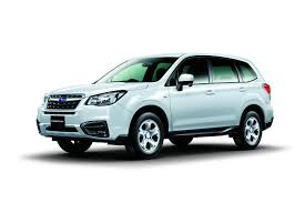 small subaru car 2017 subaru forester facelift revealed ahead of tokyo motor show