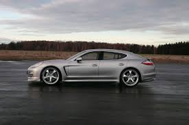 techart porsche panamera new photo of the porsche panamera by techart studio carsnb