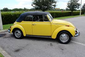 1971 volkswagon beetle convertible stock c529 for sale near
