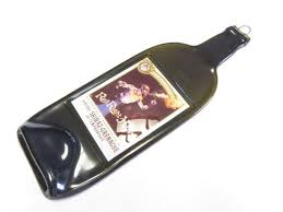 wine bottle cheese trays vinaceous right wine slumped wine bottle cheese tray