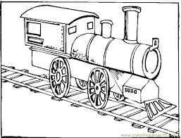 train coloring 25 coloring free land transport
