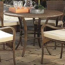 Biscayne Patio Furniture by Panama Jack Key Biscayne Dining Table U0026 Reviews Wayfair