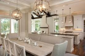 Cottage Dining Room Ideas Distressed Cottage Dining Room Design Ideas