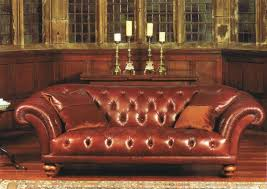 the contrast upholstery ribchester sofa leather sofas chairs Leather Upholstery Sofa