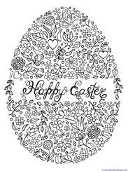 coloring pages for adults easter easter archives 1 1 1 1