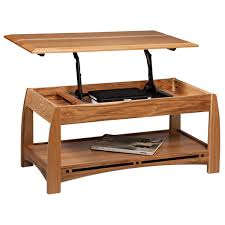 Lift Top Coffee Tables Stunning Lift Coffee Table Amish Coffee Tables Amish Furniture
