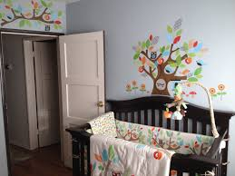 Skip Hop Crib Bedding Skiphop Treetop Friends Nursery This Is The Stuff I Already Got