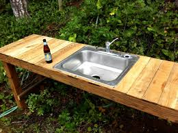 outdoor kitchen sinks ideas startling kitchen sink build outdoor ideas outdoor kitchen sink