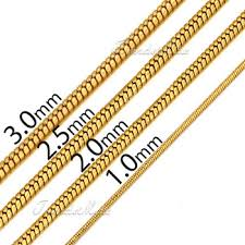 gold filled necklace chains images Cheap yellow gold mens necklace find yellow gold mens necklace jpg
