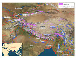 Map Of Nepal In Asia by Project Summary Research Project Contribution To High Asia