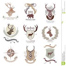 Camp Style Camp Style Camping And Hunting Club Logo Emblem Illustration In