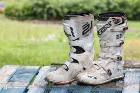 best motocross boots the science of boots brake magazine