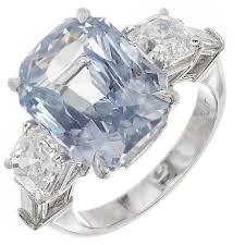 light blue rings images Peter suchy 13 25 carat light blue sapphire diamond platinum jpg