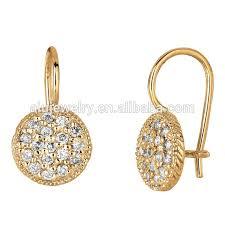 anting emas 24 karat kualitas tinggi fashion wanita anting emas 24 karat buy product