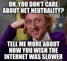 You Wish Meme - net neutrality meme a thon attack on isp odd nugget