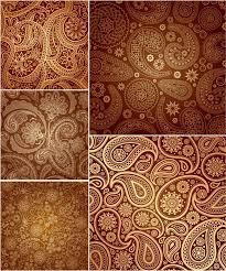 paisley pattern vector paisley pattern paisley patterns vector set of 5 ornate vector