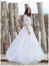 Wedding Gown Trend Alert Crop Tops
