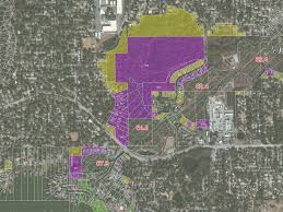 Fema Map Fema Flood Map Revisions City Of Winter Park