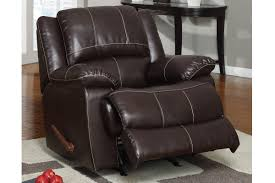 Motion Leather Sofa Bonded Leather Motion Sofa Loveseat And Recliner Dark Brown