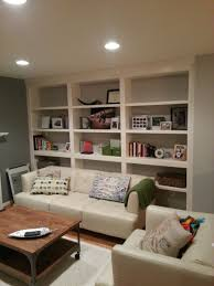 hand crafted built in bookshelves with adjustable shelves by parz