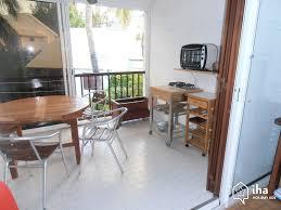 appartement avec 2 chambres location appartement à gilles les bains iha 6191