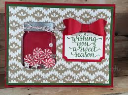 stampin up candy cane lane dsp laura u0027s creative corner