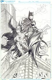batman spiderman elvinhernandez deviantart