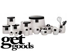 kitchen canisters black black and white kitchen decor black and white kitchen canisters
