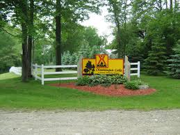 Chautauqua Lake Cottage Rentals by Dewittville New York Campground Chautauqua Lake Koa