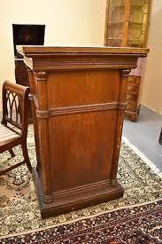antique mahogany pedestal table large 4 antique mahogany pedestal stand or table top vintage