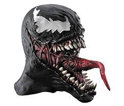 scary masks scary masks venom mask costume most