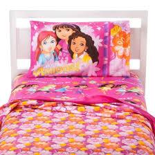 Dora Comforter Set Dora The Explorer Dora U0026 Friends Sheet Set Twin Target