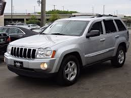 gray jeep grand cherokee with black rims used 2005 jeep grand cherokee limited at saugus auto mall