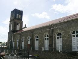 Most Pure Heart Of Mary Catholic Church St Peter U0027s Church In Colihaut Dominica U0027s Beautiful Churches And