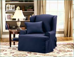 Wingback Chair Recliner Design Ideas Furniture Wonderful Wingback Chair Slipcover For More Beautiful