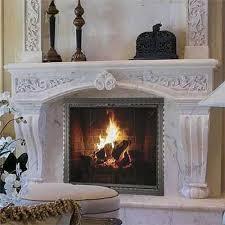 custom fireplace door glass fireplace doors custom hearth door