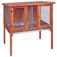 Rabbit Hutch Makers Rabbit Hutches Outdoor U0026 Indoor Rabbit U0026 Bunny Hutches Petco
