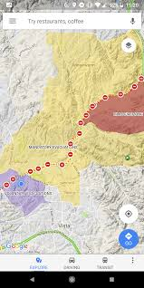Map Of Camp Pendleton New Evacuation Map 8 53 Am Lilac Fire Oceanside Vista Camp