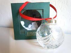 waterford marquis endearments snowman ornament